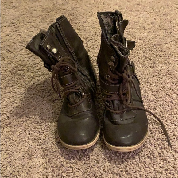 American Rag Shoes - Brown Boots